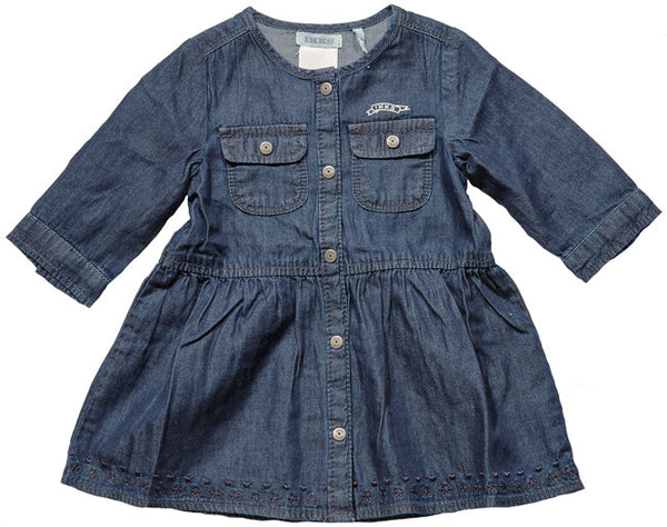 Marine Denim Robe ML