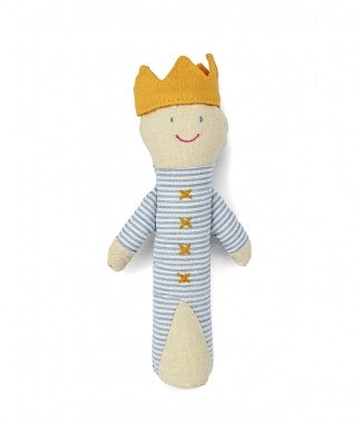 The King Baby Rattle