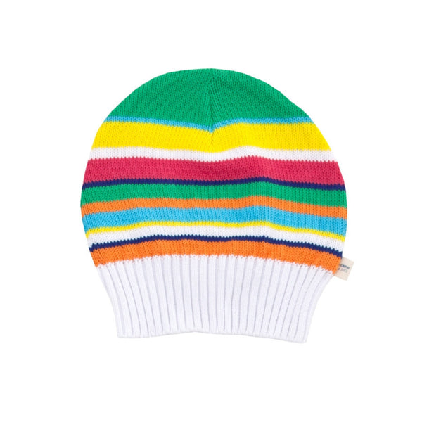 FS - Multi Color Striped Beanie