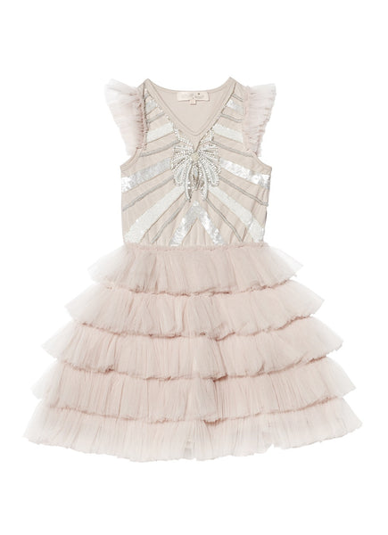 SUNSET GLOW TUTU DRESS-WISP