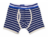 Claesen's : 2 Pack Boys Navy Stripes Boxers