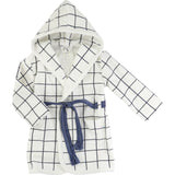 Carrement Beau - Blue Boys Bathrobe