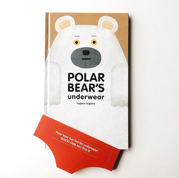 Polar Bear's Underwear Book