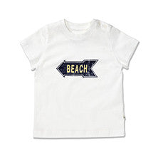 Marie Chantal - Beach Tee