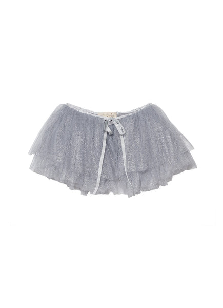 TUTU DU MONDE - COSMIC DUST WRAP SKIRT-STORM CLOUD