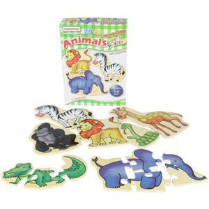 Wooden Aminal Puzzle