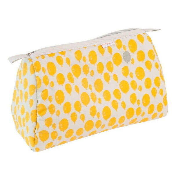 Toiletry Bag Yellow Balloon