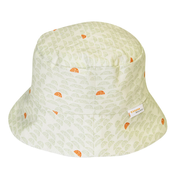 Sun Hats Pebble Green