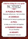 MOTHER - A Little Box of Things