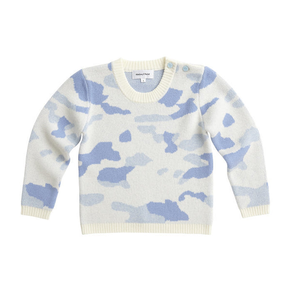The Camo Sweater