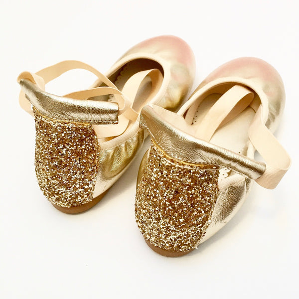 Audrey Party - Gold Glitter