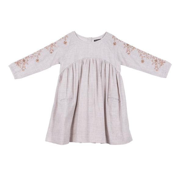 Velveteen : Flanel Rabbit Madeline Dress