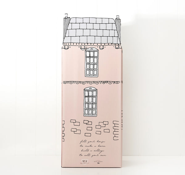 Dreamer House Pink