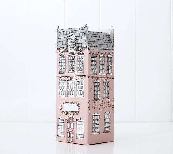 Valentine Money Box Pink
