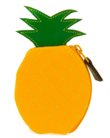 Pineapple Leather Purse