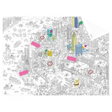 OMY Pocket Map New York