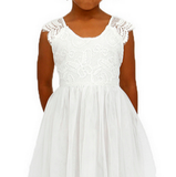 Angelique Butterfly Bodice Dress