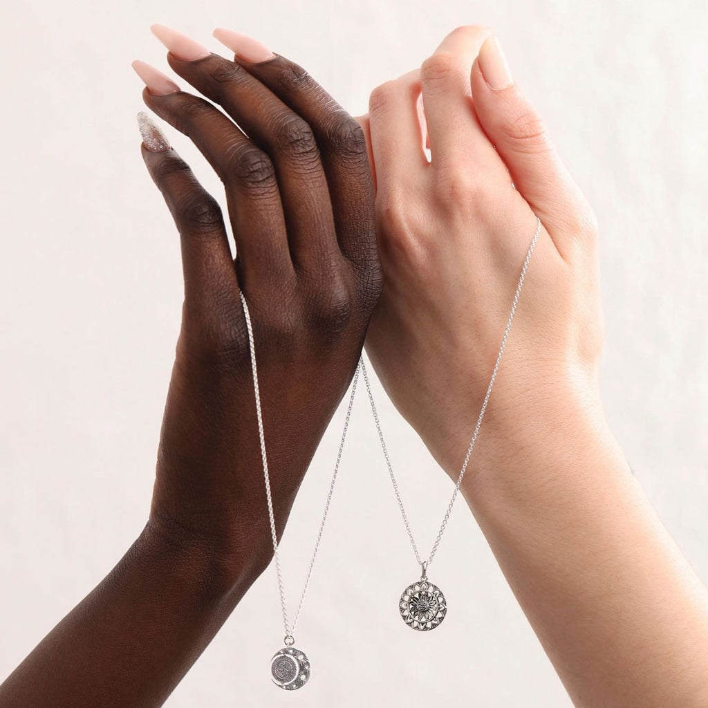 Midsummer Star Sterling Silver Jewellery people and planet