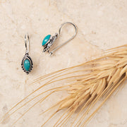 Oasis Turquoise Earrings