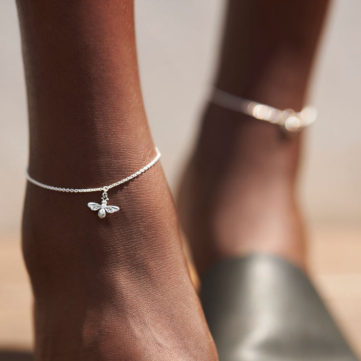 Meant to Bee Anklet