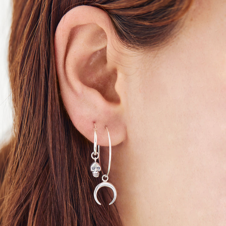 Crescent Ear Charms