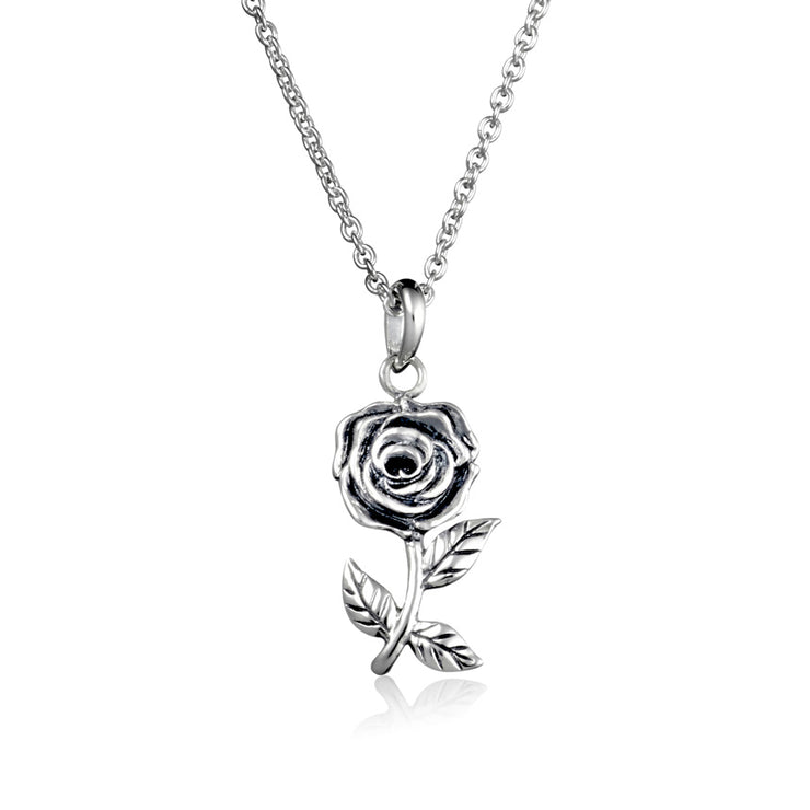 Regal Rose Necklace