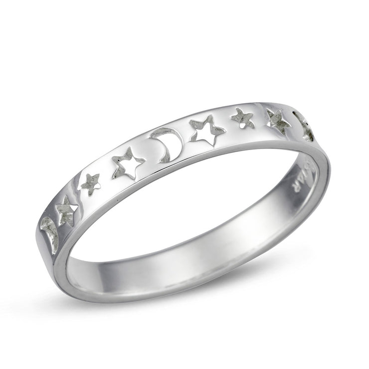 Star Phase Ring