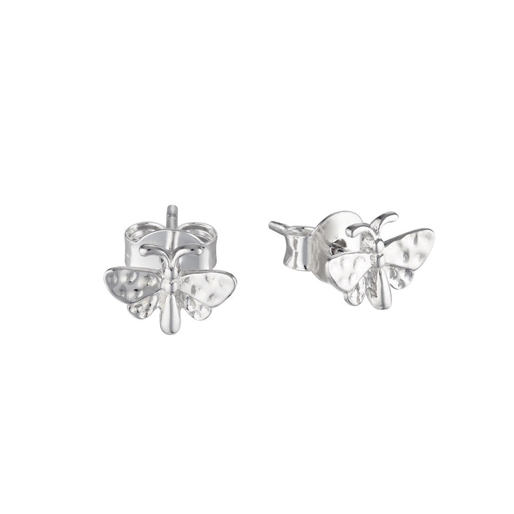 Dancing Butterfly Studs