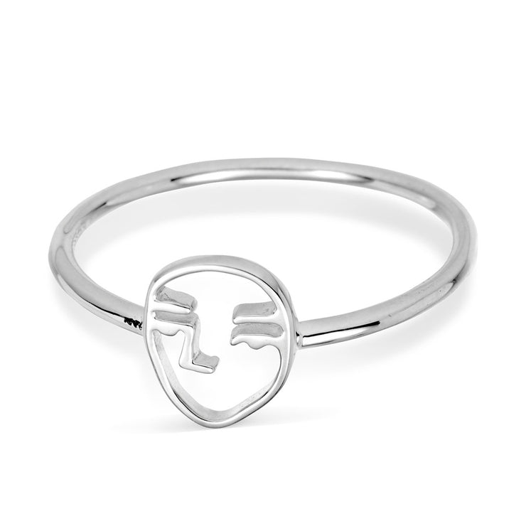 Dainty Picasso Ring