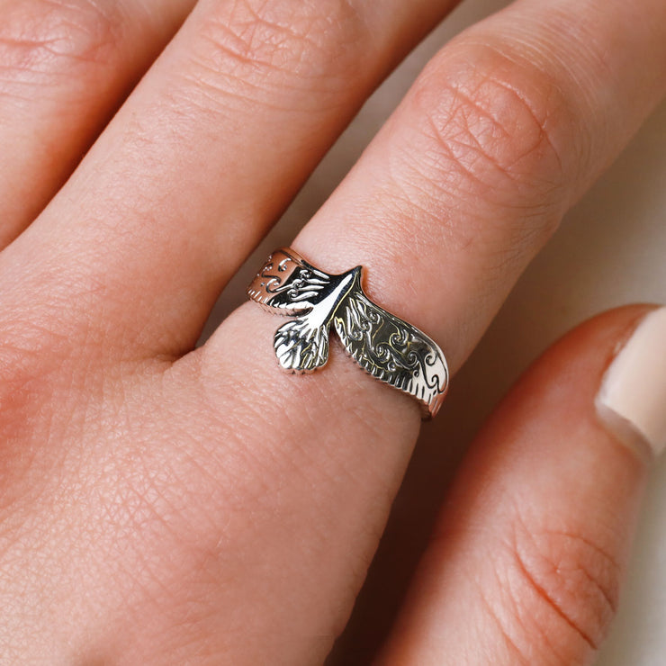 Eagle Spirit Ring