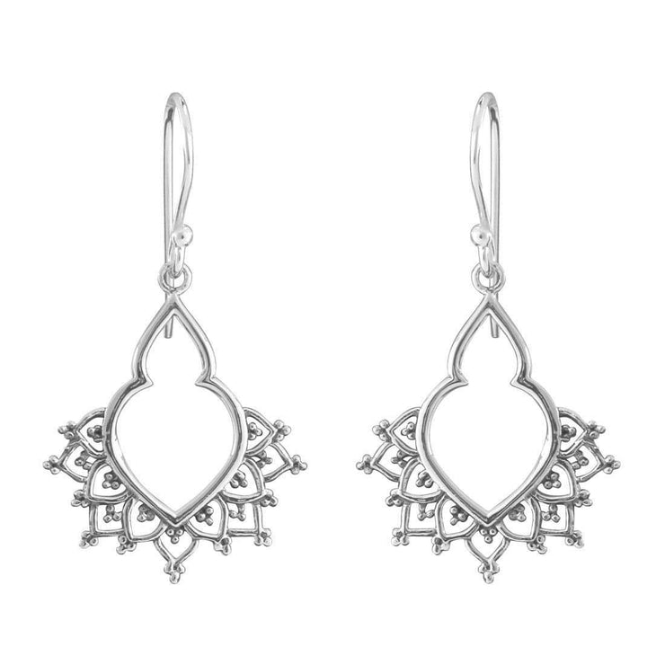 Midsummer Star Earrings Khabur Earrings