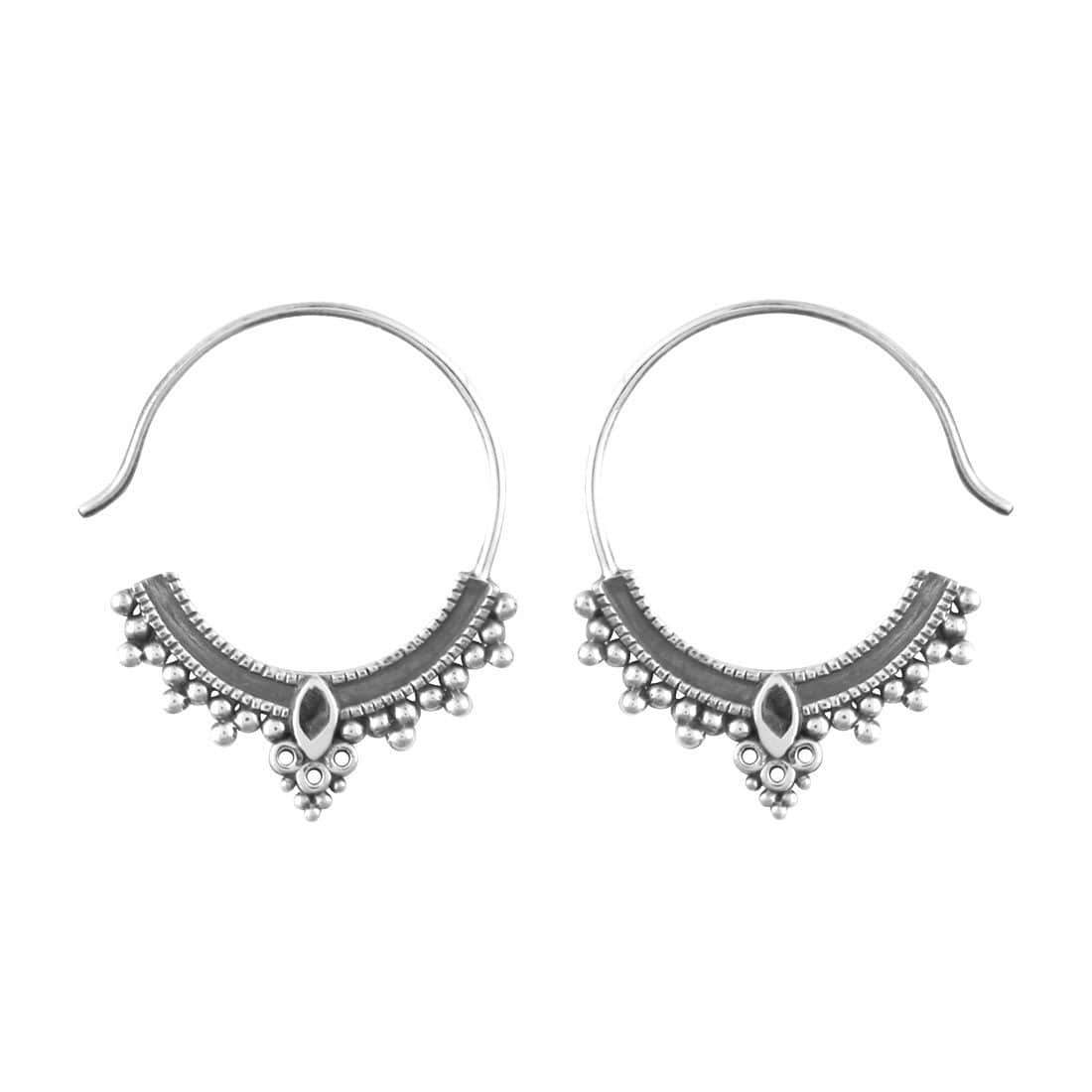 Midsummer Star Earrings Periyar Hoops