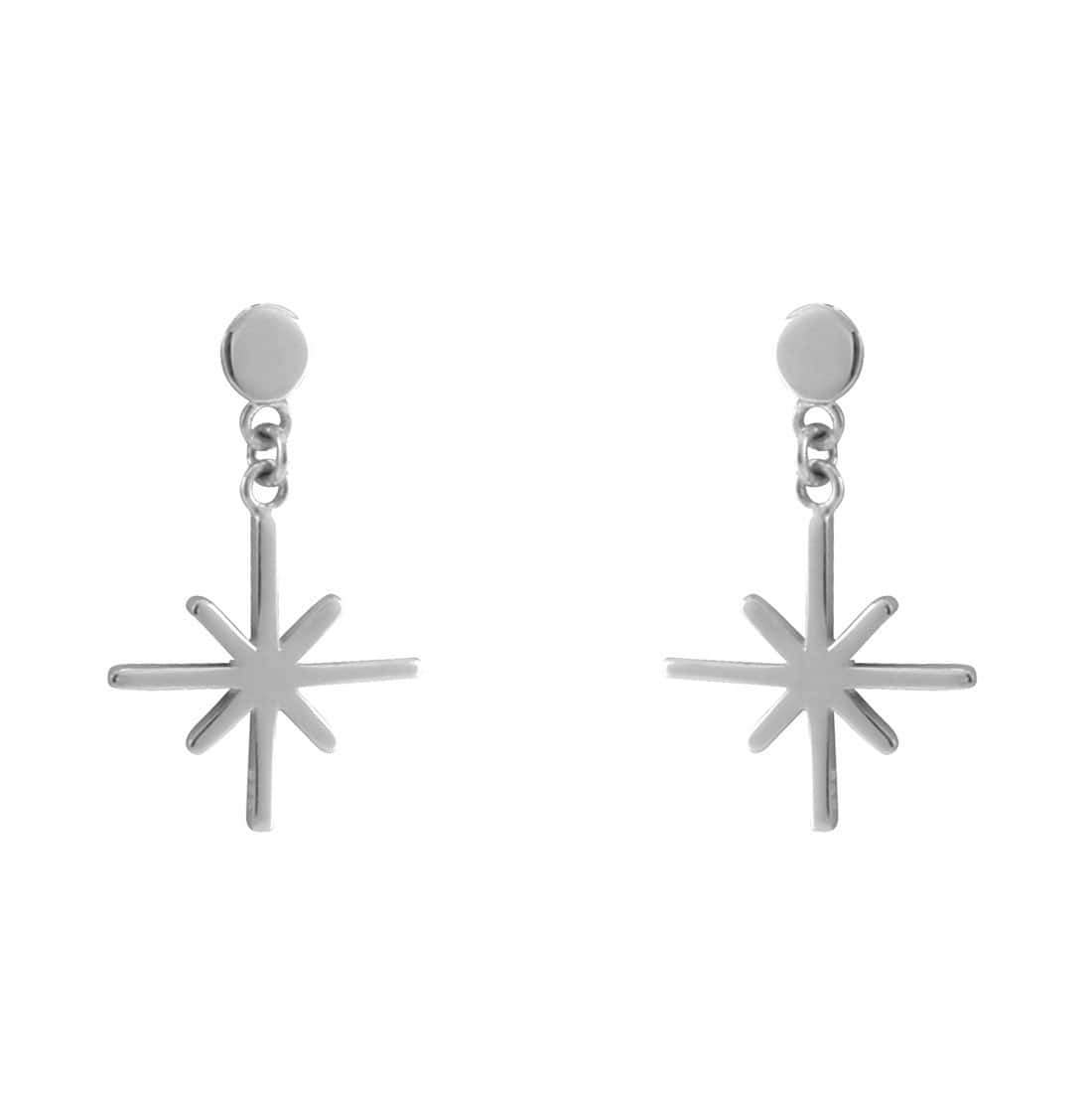 Midsummer Star Earrings Supernova Studs