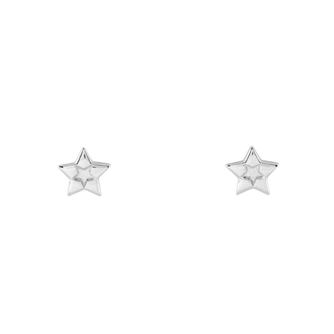 Midsummer Star Earrings Western Star Studs