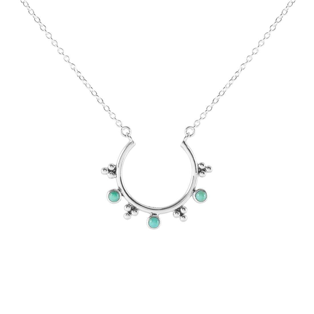 Midsummer Star Necklaces Jupiter's Moons Turquoise Necklace