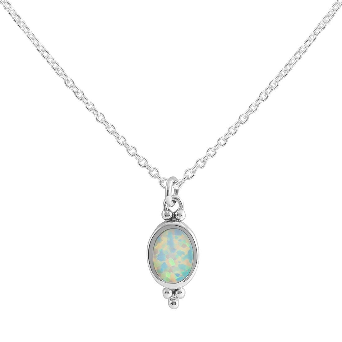 Midsummer Star Necklaces Moon Song Opal Necklace