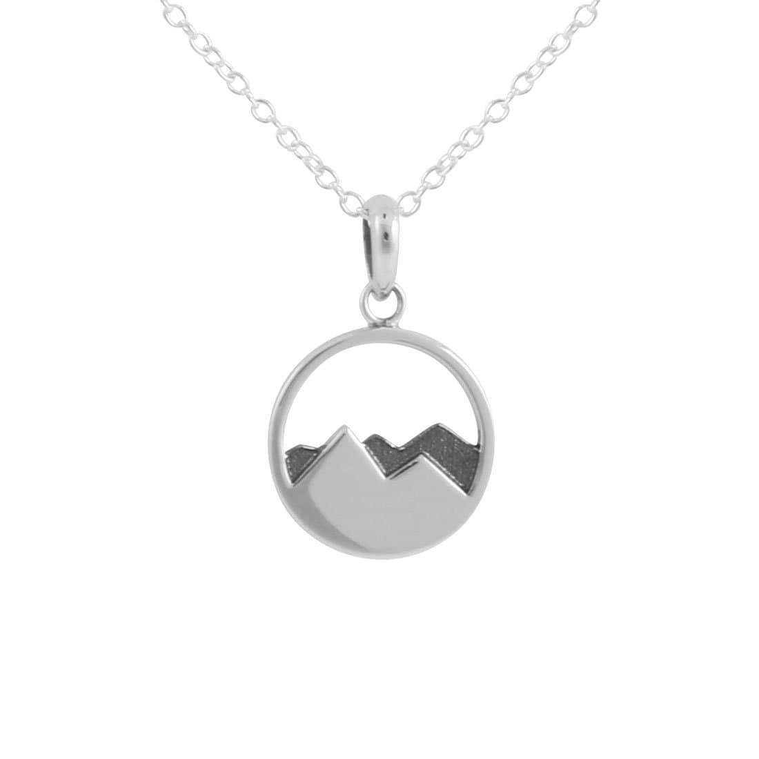 Midsummer Star Necklaces Mountain Ranges Necklace