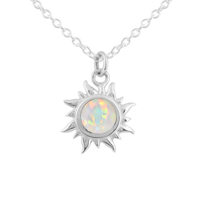 Midsummer Star Necklaces Opal Dawn Necklace