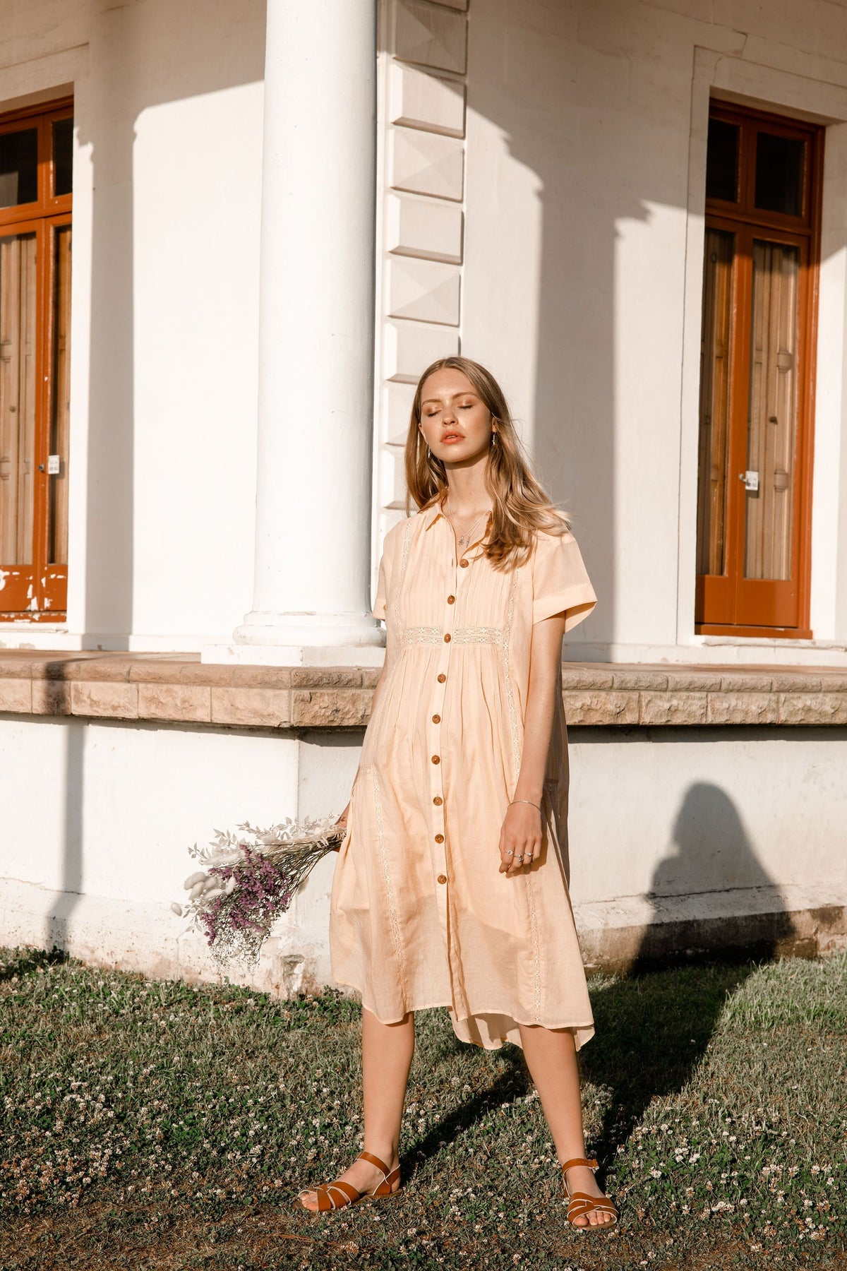Midsummer Star Nostalgia Dress