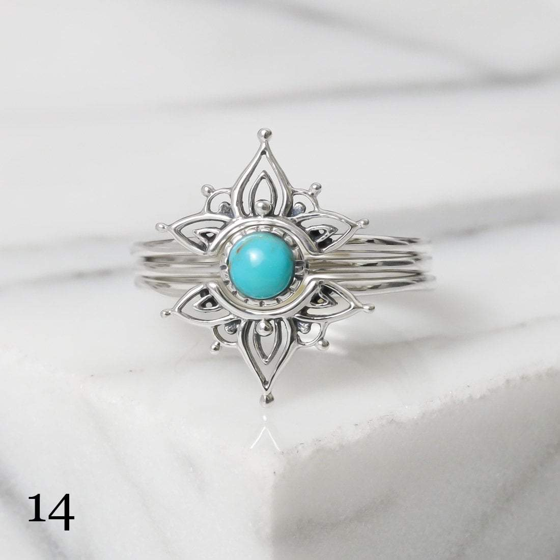 Midsummer Star Ring 12 Days of Festivities - Sample Sale 1