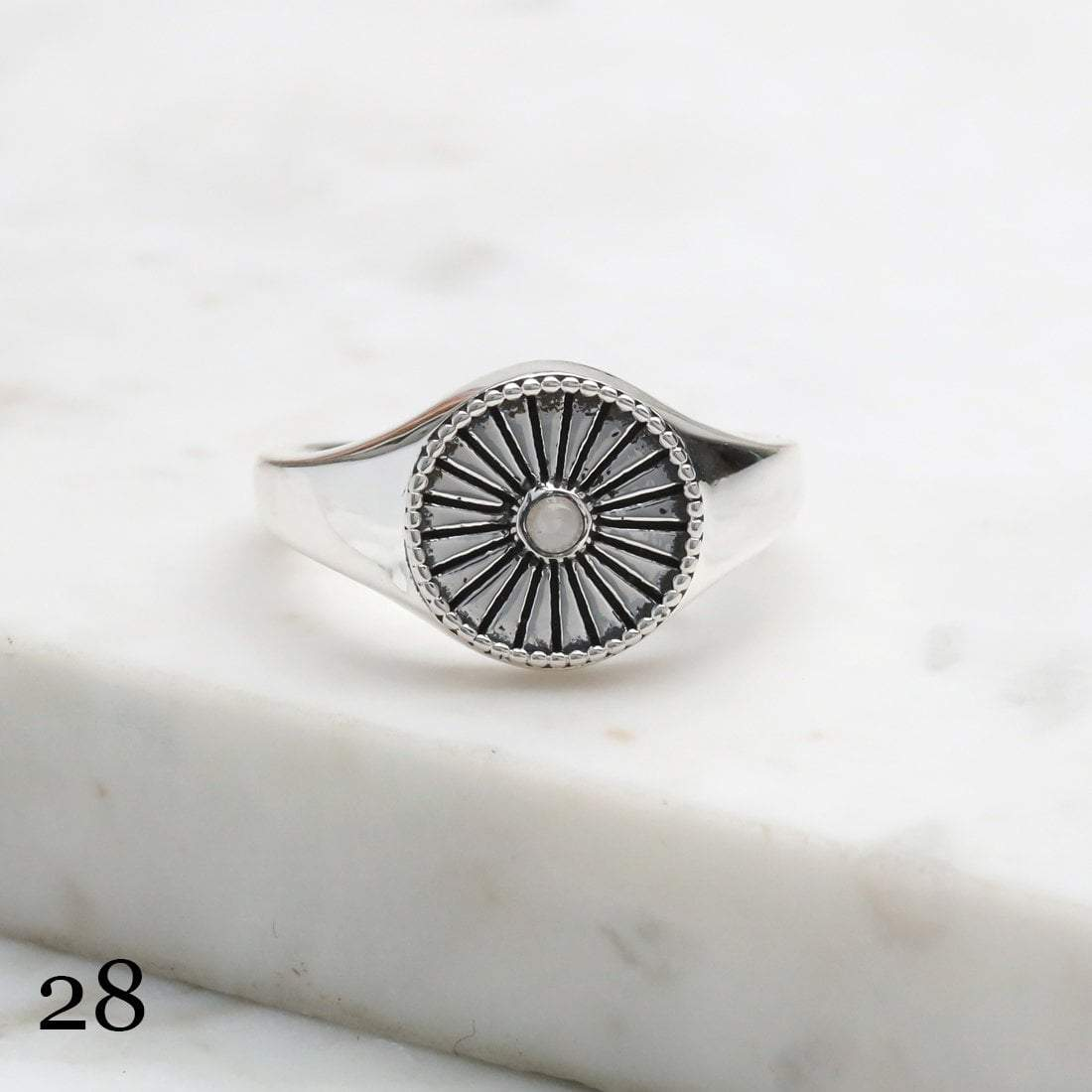 Midsummer Star Ring 12 Days of Festivities - Sample Sale 2