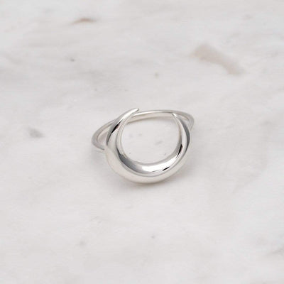 Midsummer Star Ring Awaken Crescent Ring