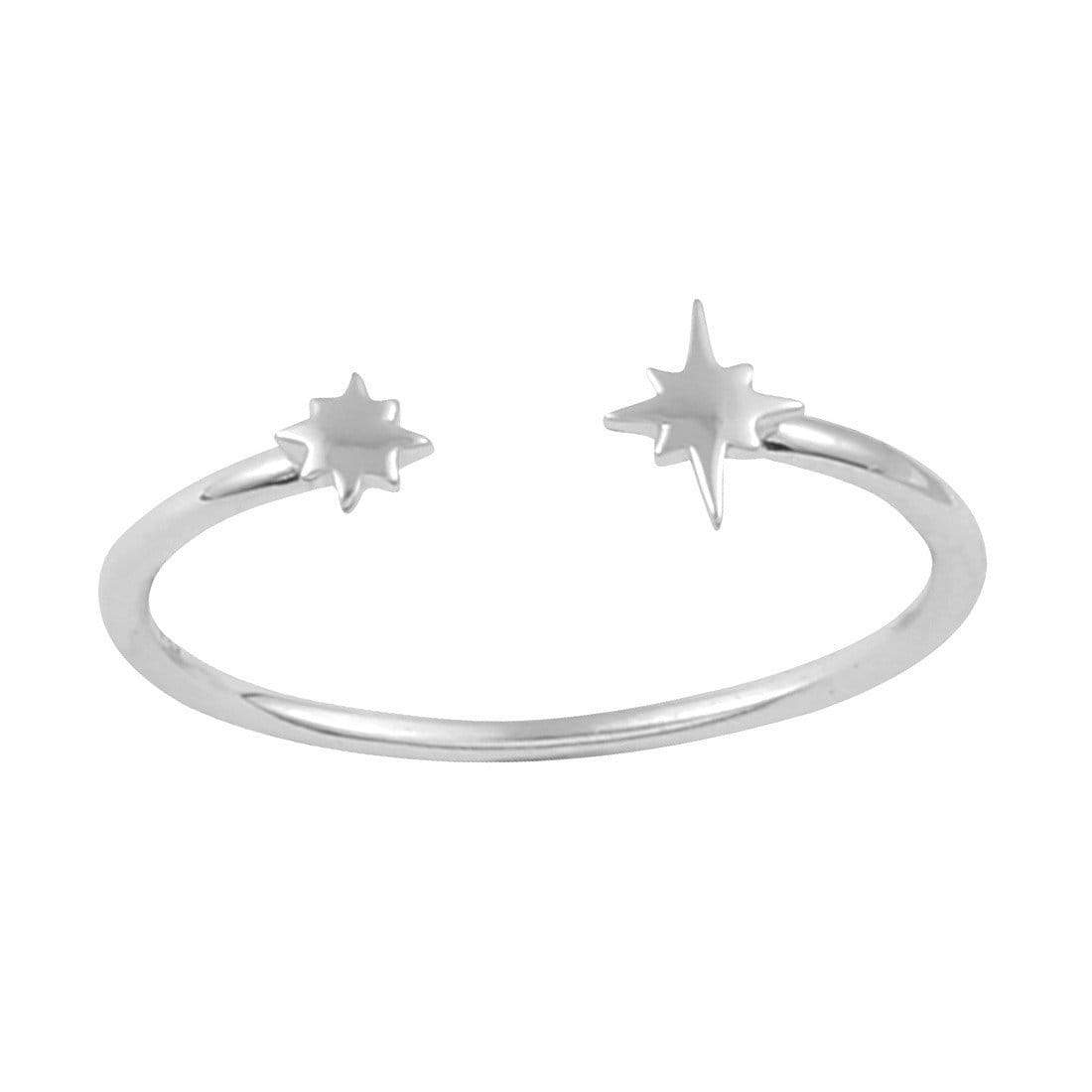 Midsummer Star Ring Celestial Ring