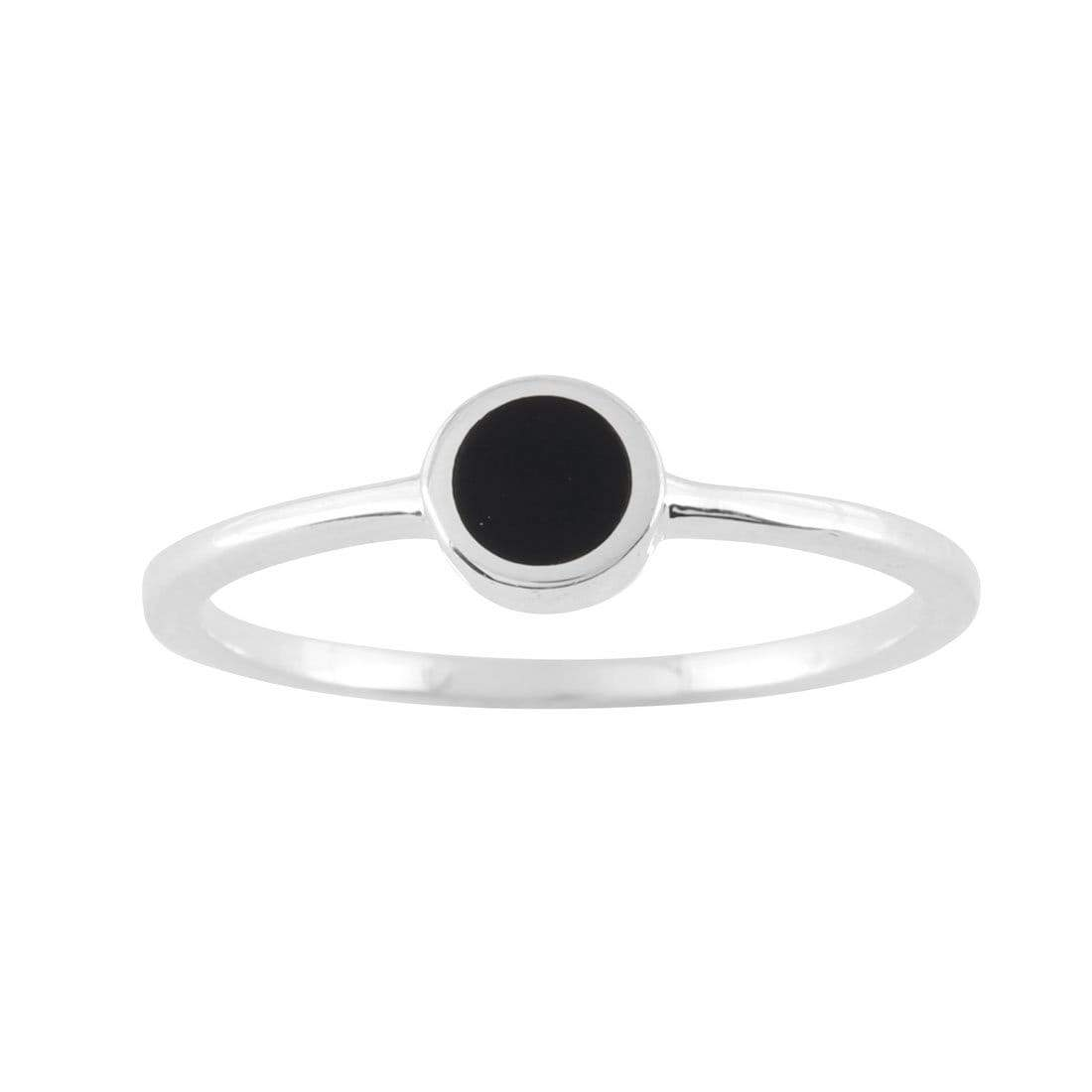Midsummer Star Ring Elixir Onyx Ring