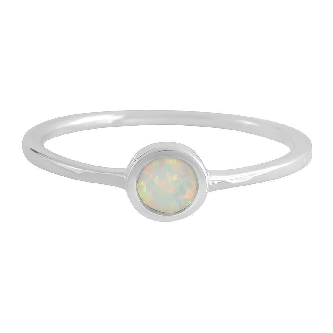 Midsummer Star Ring Elixir Opal Ring
