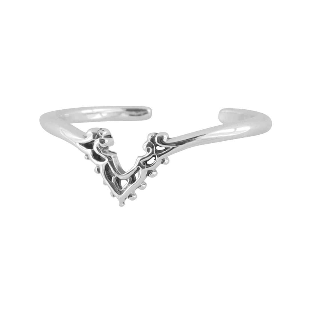 Midsummer Star Ring Lace Adjustable Ring