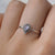 Midsummer Star Ring Luria Moonstone Ring
