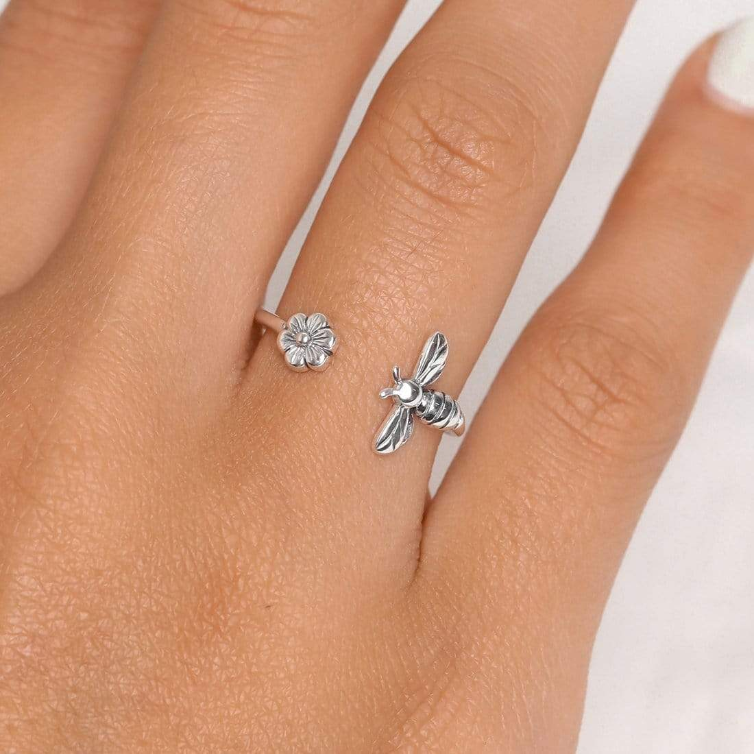 Midsummer Star Ring Meant To Bee Ring