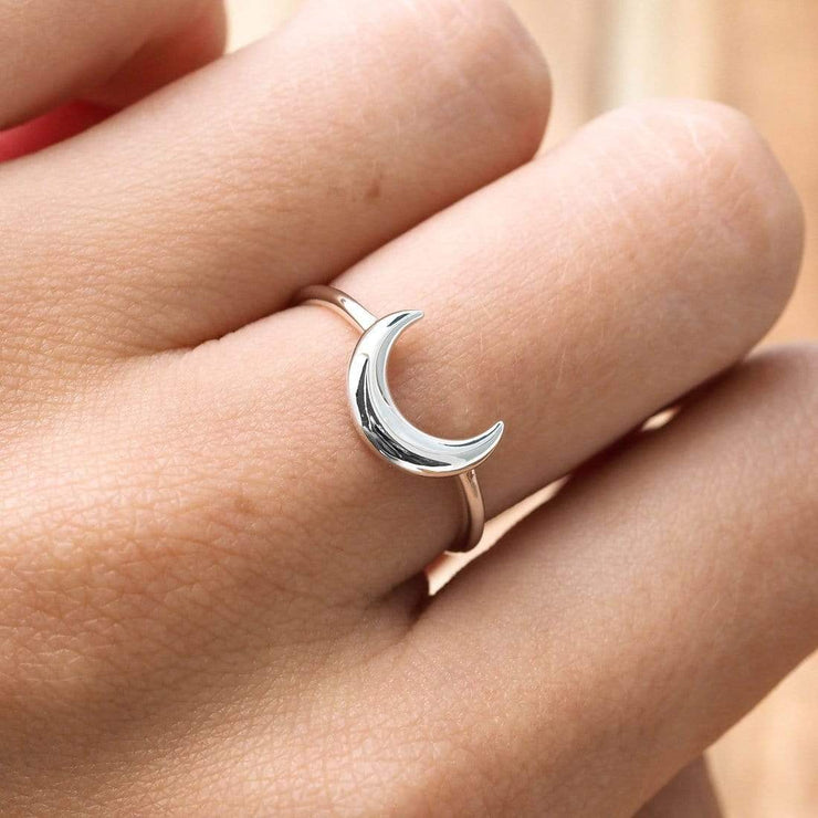 Midsummer Star Ring Mystic Moon Ring