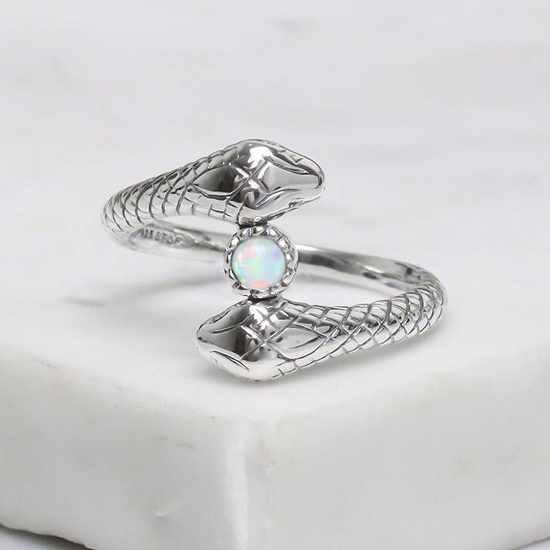 Midsummer Star Ring Romancing the Stone Opal Ring